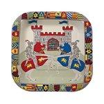 Kartonnen bord dappere ridders - Meri Meri