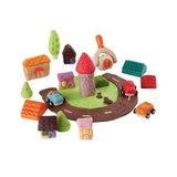 Plan Toys - Build a Town Dough Set_