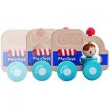 Plan Toys - Reddingswagen_