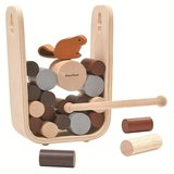Plan Toys - Timber Tumble spel_