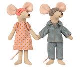Mum and dad mice - Maileg