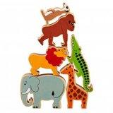 Stapelspel dieren - Lanka Kade_