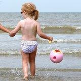 Strandemmer roze Quut