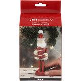 Knutselpakket houten kerstman