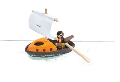 Piratenboot - Plan Toys