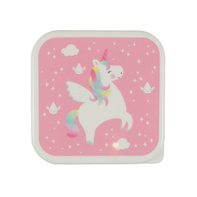 Sass & Belle - Snackdoosje unicorn