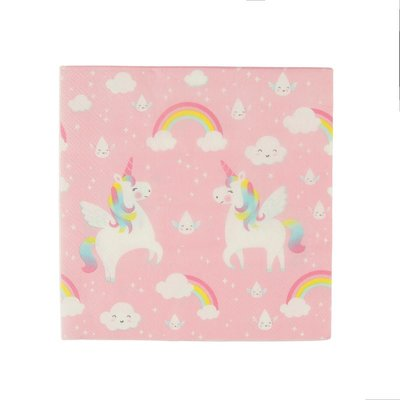 Servetten Unicorn - Sass & Belle
