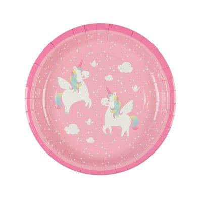 Partyborden Unicorn - Sass & Belle
