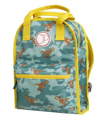 Jeune premier - Backpack Amsterdam - Large Dino