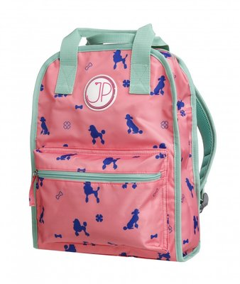 Jeune premier - Backpack Amsterdam - Large Poodle