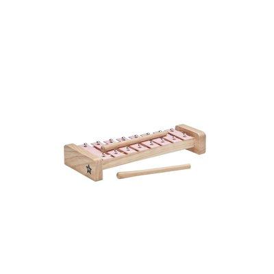 Xylofoon roze - Kid's Concept