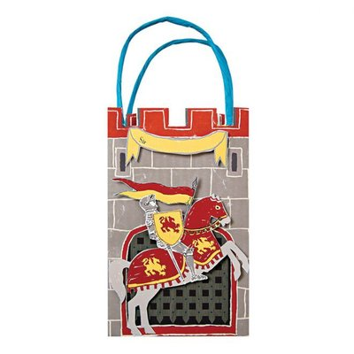 Brave Knights Party Bags