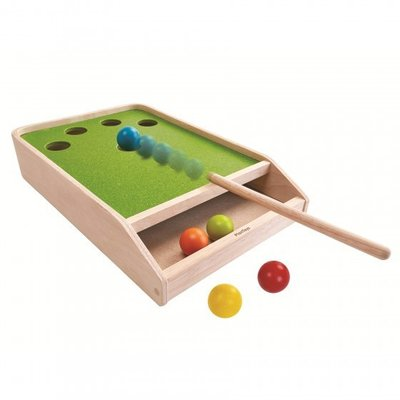 Biljart - Plan Toys
