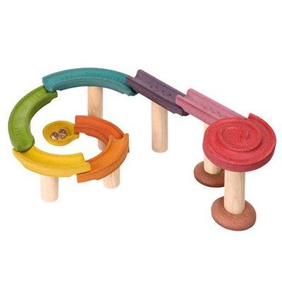Knikkerbaan - Standaard - Plan Toys