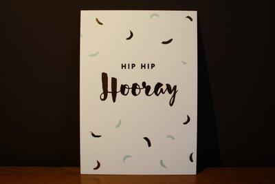 Hip Hip Hooray kaart - Timi of Sweden