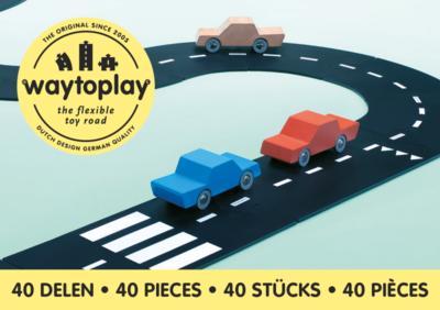 Autobaan King of the road - Waytoplay