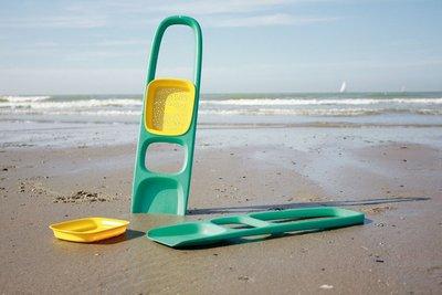 Strandschop Scoppie groen - Quut
