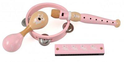 Muziekset in roze - Magni