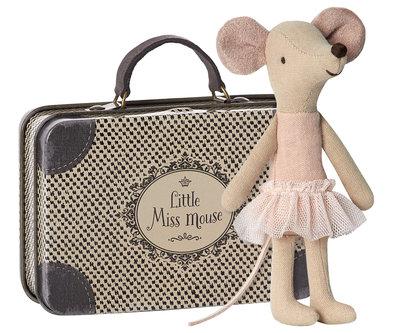 Ballerina, grote zus in koffer - Maileg
