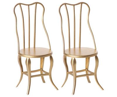 Vintage stoelen - Micro - Maileg