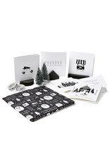 Kerstkaarten box 10 stuks - Zoedt