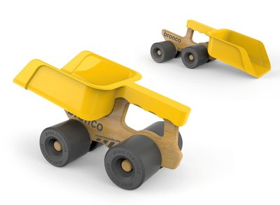 Bronco Shovel Truck - Neue Freunde