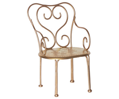 Gouden stoelen - Maileg