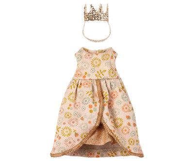 Koninginnenkleed voor mama-muis - Maileg
