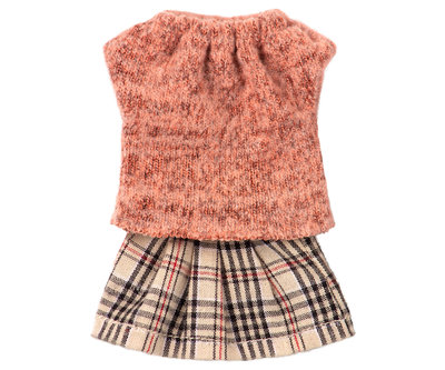 Leuke outfit voor mama-muis - Maileg