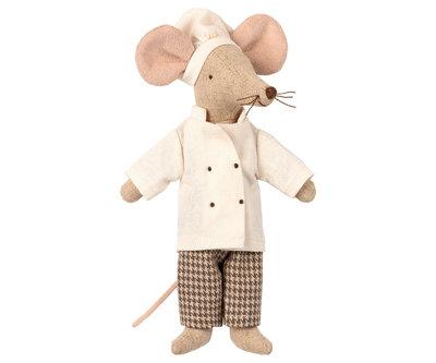 Chef kok muis - Maileg