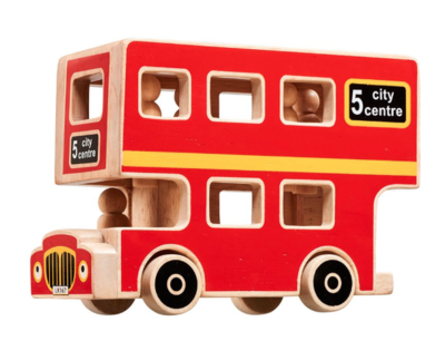Londen bus - Lanka Kade