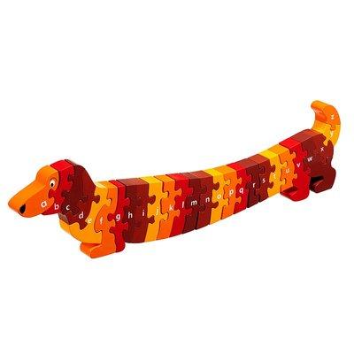 Puzzel Dash de hond - Lanka Kade