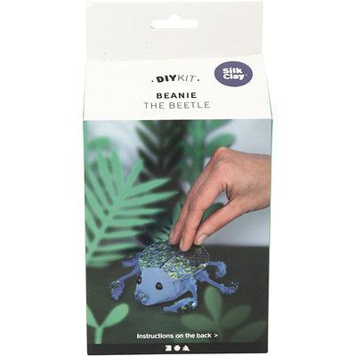 Knutselpakket Silk Clay Beanie de kever boetseren - Creativ Company