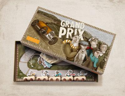 Grand Prix - Marbushka