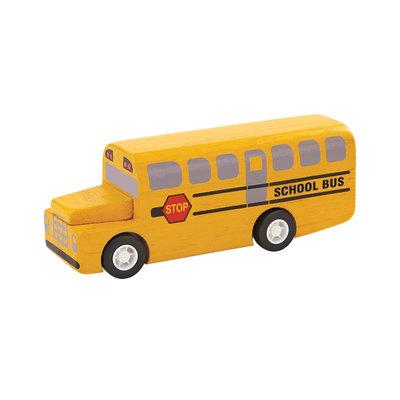 Schoolbus - Plan Toys
