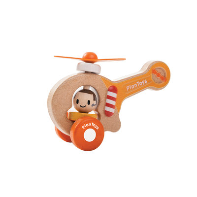 Helikopter - Plan Toys