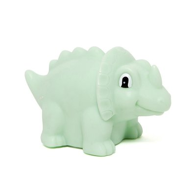 Nachtlamp dino Triceratops - Mint - Petit Monkey