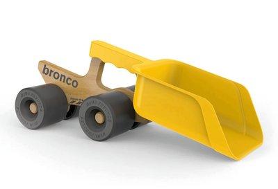Zandbak speelgoed Bronco Shovel Truck - Neue Freunde