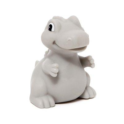Nachtlamp dino T-rex - Grijs - Petit Monkey