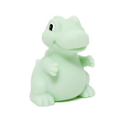 Nachtlamp dino T-Rex - Mint - Petit Monkey