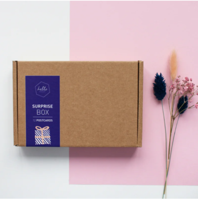 Surprise Box - Hello August