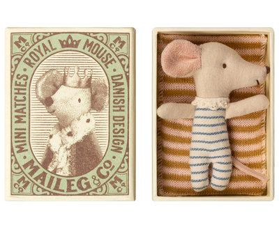 Baby muis in doosje - Maileg