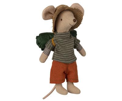 Kampeer muis grote broer - Maileg