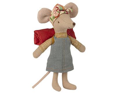 Kampeer muis grote zus - Maileg