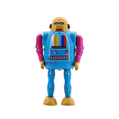 TV Robot - Mr & Mrs Tin