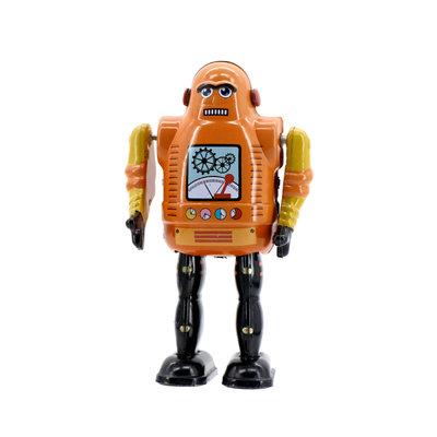 Mechanic Robot - Mr & Mrs Tin