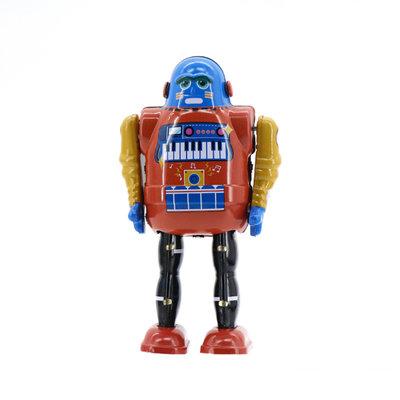 Piano Robot - Mr & Mrs Tin