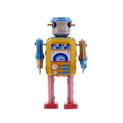 Electro Robot - Mr & Mrs Tin