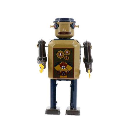 Gear Robot - Mr & Mrs Tin