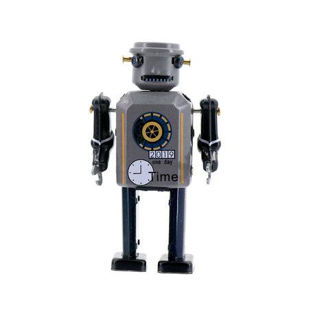 Time Robot - Mr & Mrs Tin
